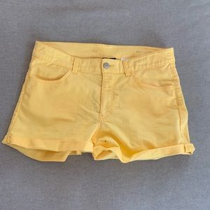 Cute H and M shorts